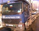 Камион за автовозен транспорт на Дистратрейд ЕООД - СЕО оптимизациа проект